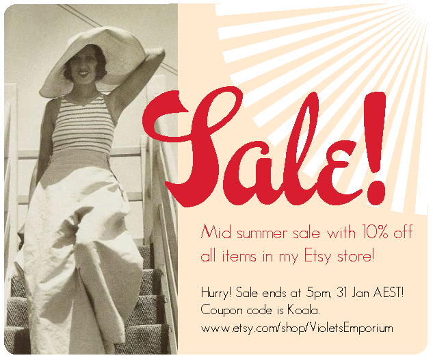 vintage clothing sale – Swing Fashionista